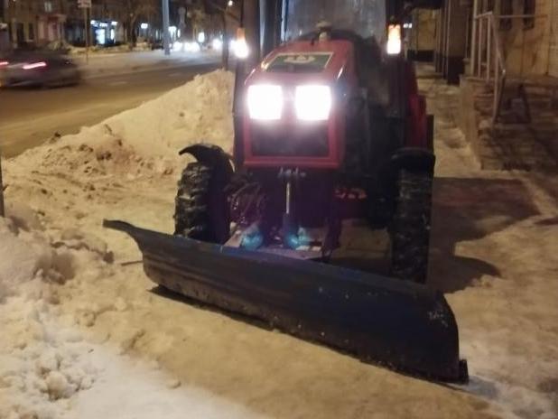 Прокуратура отчитала воронежских чиновников за уборку снега