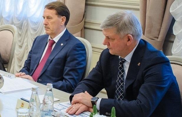 Александр Гусев пропустит «губернаторский бал» в Воронеже