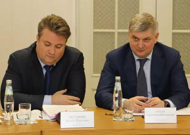 Вадим Кстенин распорядился вычистить химией стулья после Гусева