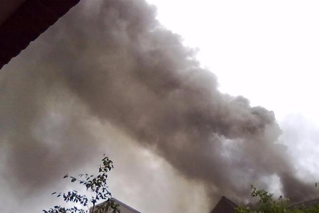 ВВоронеже впожаре  пострадали две женщины