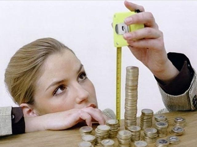 Чиновники спрогнозировали рост средней заработной платы вВоронеже до35 тыс руб.