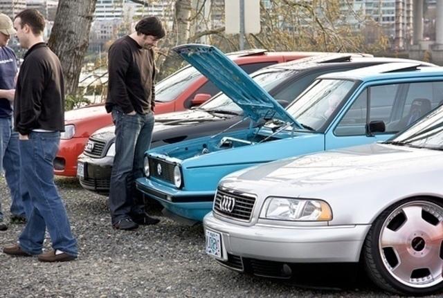ВКрасноярске упал спрос наподержанные автомобили