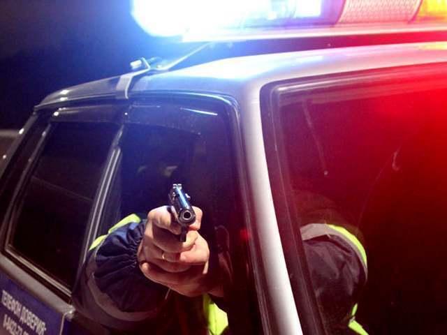 ВВоронеже полицейские устроили погоню сострельбой за нетрезвым водителем