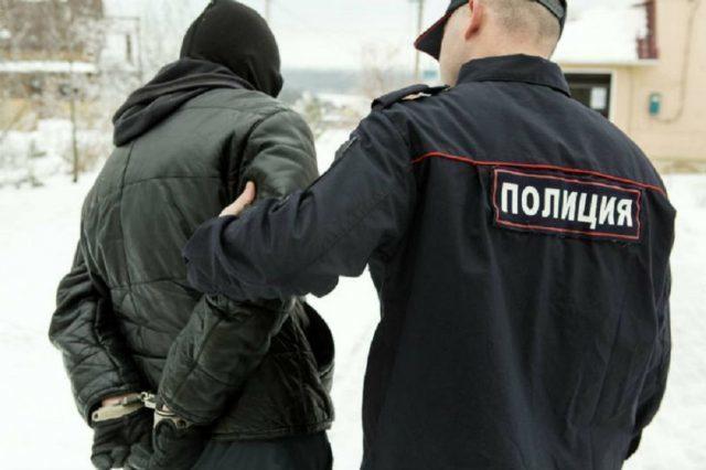 ВВоронеже полицейские задержали угонщика, объявленного вфедеральный розыск