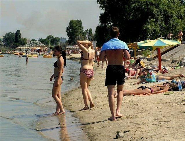Спасатели захотели увеличить число официальных воронежских пляжей