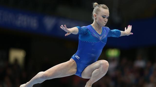 Воронежская спортсменка Ангелина Мельникова завоевала «бронзу» начемпионате РФ