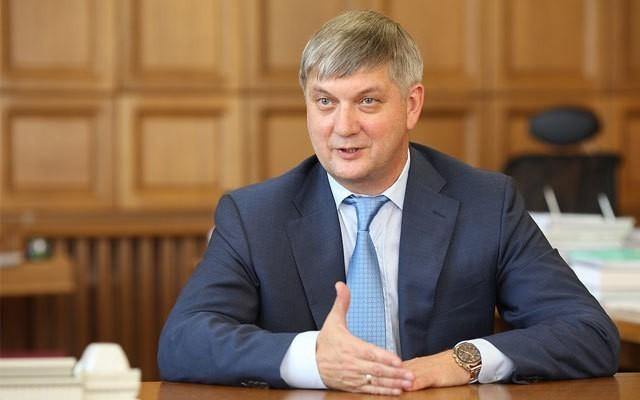Личные доходы врио губернатора Александра Гусева упали почти на полмиллиона рублей