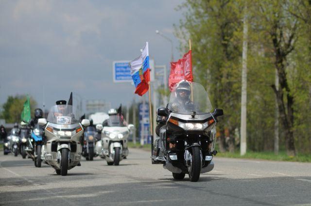 Мотомарш «Дороги Победы» пройдет через Воронеж
