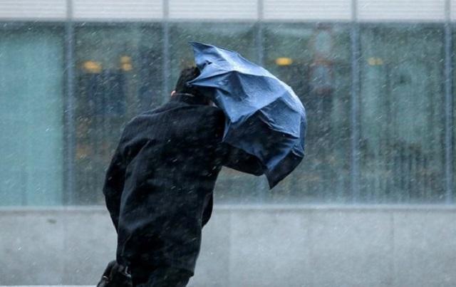 Ужасную погоду несет в Воронеж активный циклон