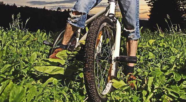 ВВоронежской области Рэно Logan сбил 7-летнего велосипедиста