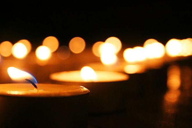 Александр Гусев принял участие втраурной акции памяти жертв «Зимней вишни»