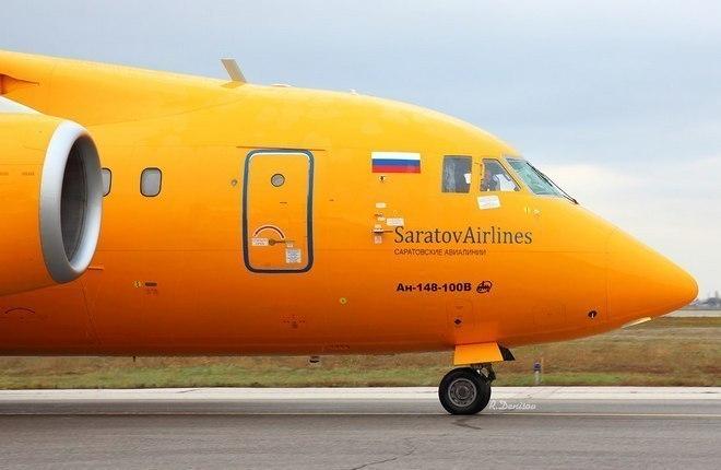 Следователи начали изымать документы в офисе «Саратовских авиалиний»