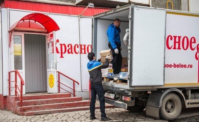 Магазин «Красное Белое» закрыли в Воронеже