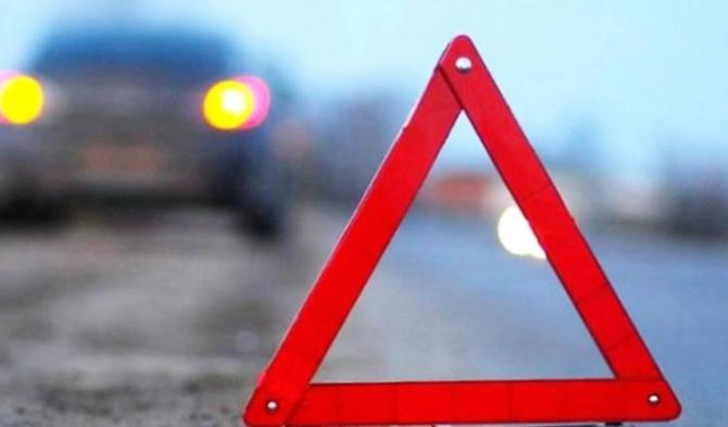 Вседорожный автомобиль Хонда сбил пешехода в50 метрах отперехода вВоронеже