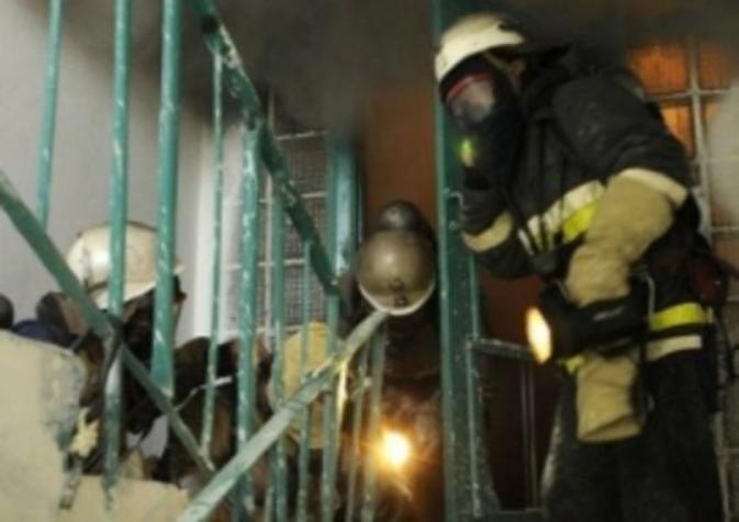 Воронежец отравился угарным газом впожаре наМосковском проспекте