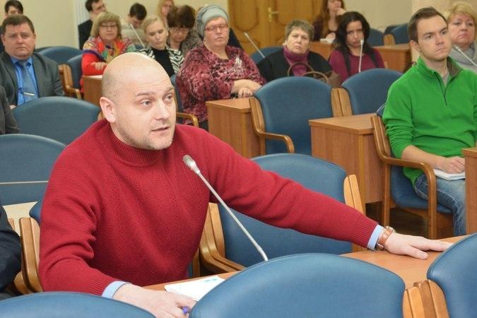 «Соколы» Жириновского выдвинули воронежского активиста в Совет Федерации