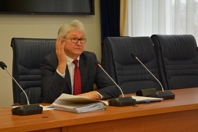 Гордума Воронежа смирилась с Положением о назначении мэра