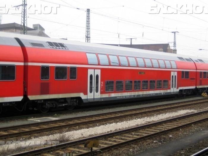 Два новых двухэтажных поезда «Воронеж— Москва» будут запущены с1июня
