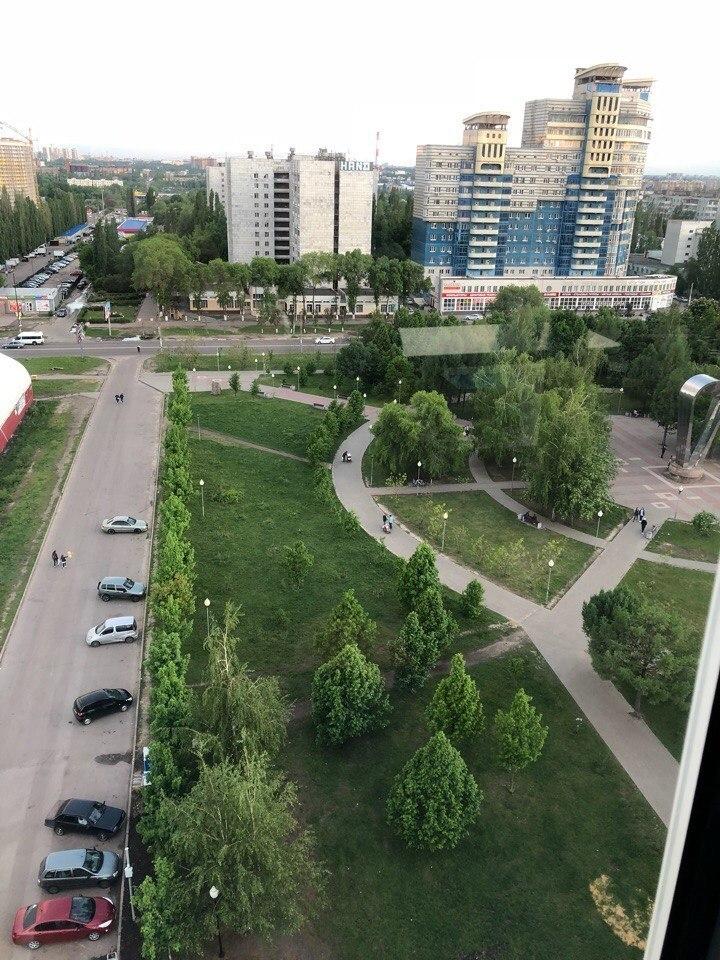 Неоднозначные виды с колеса обозрения сфотографировали в Воронеже