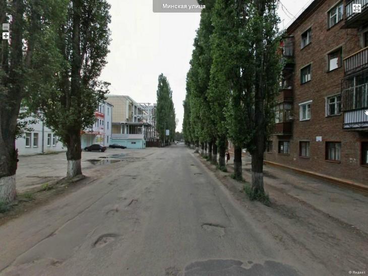 В Воронеже перекроют участок улицы Минская