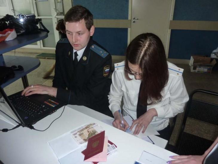 Воронежские приставы в рамках акции «Не заплатил — ответь» собрали 57 млн. рублей