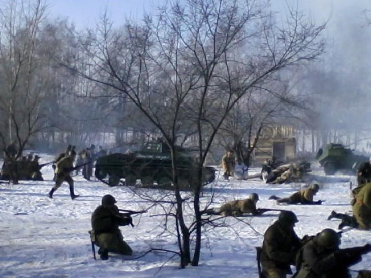 Сотни реконструкторов будут биться за Воронеж на берегу водохранилища