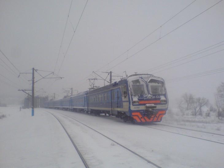 На маршруте Воронеж-Усмань отменили несколько электричек