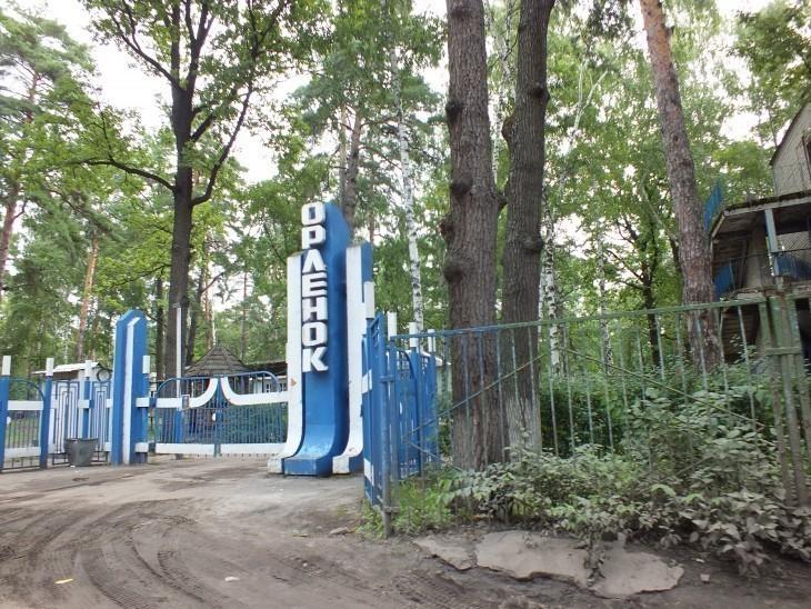 В Воронеже 500 гастарбайтеров поселилось среди детских лагерей (ФОТО)
