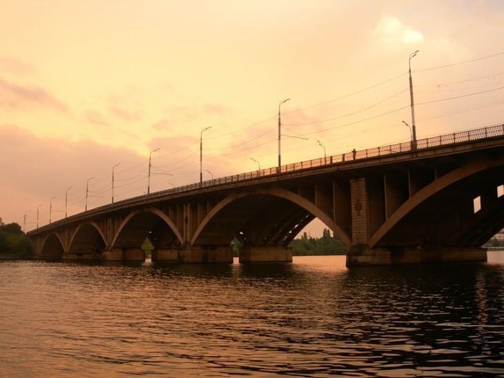 рыбалка в районе вогрэсовского моста