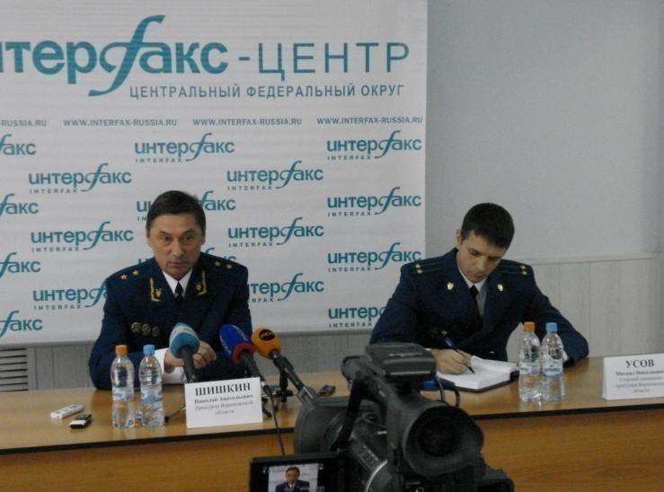 Прокурор области Николай Шишкин: Возмущает безвольная позиция мэрии, которая не может решит проблему Центрального рынка