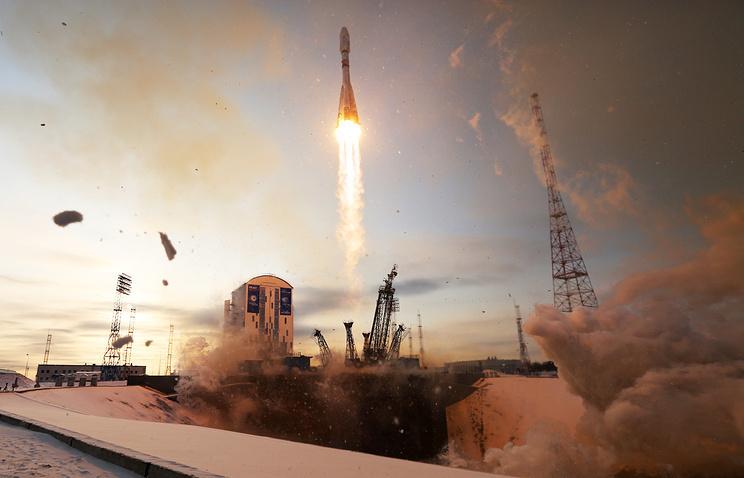Рухнувший в океан спутник выводила на орбиту ракета с воронежским двигателем