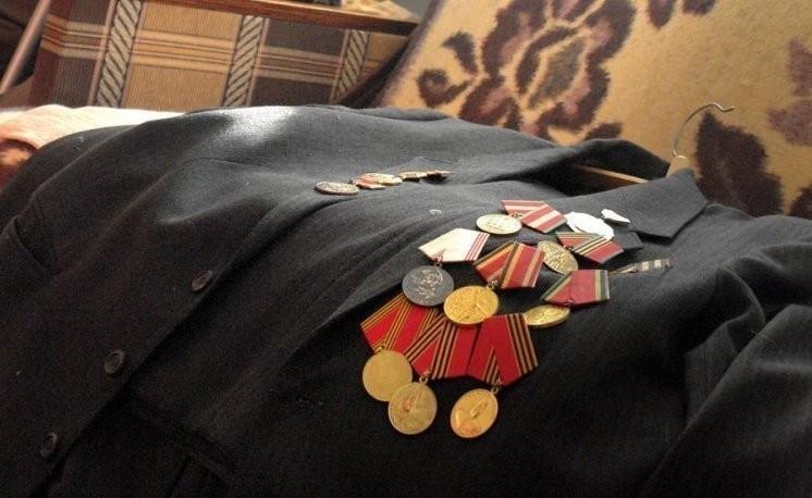 89-летняя ветеран войны вВоронеже погибла отрук нетрезвого внука