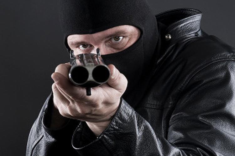 ВВоронеже мужчина стрелял втакси издвустволки