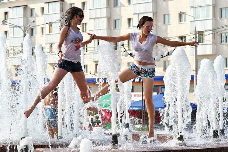 Субтропический гребень с юга принесет в Воронеж сумасшедшую жару
