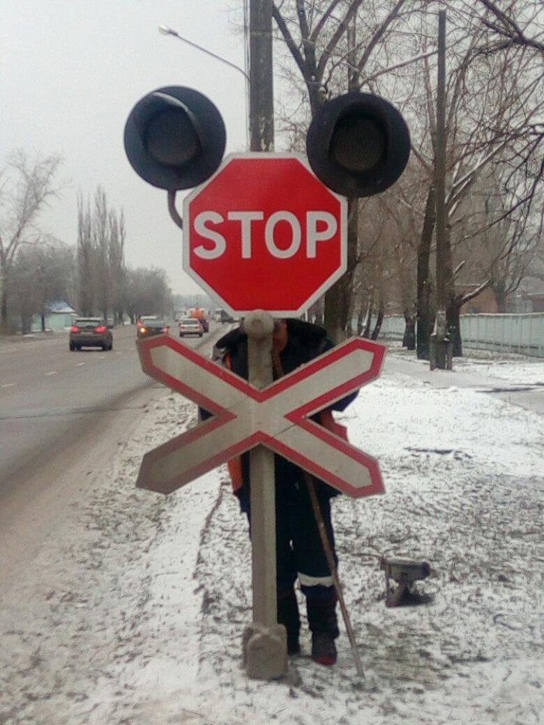 Автомобилистов предупредили о новой ловушке со знаком в Воронеже