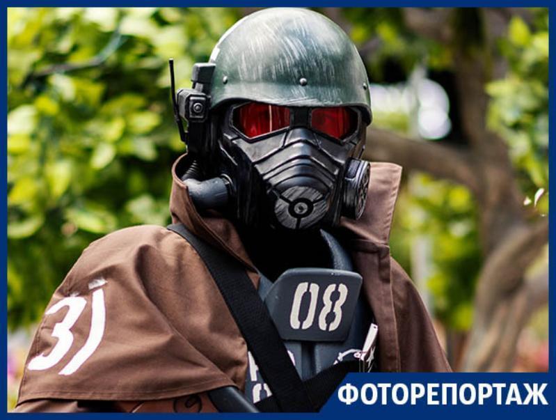 Безумный уровень косплея показали на Всероссийском аниме-фесте