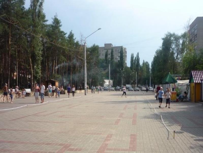 Воронежский парк лишится советских аттракционов