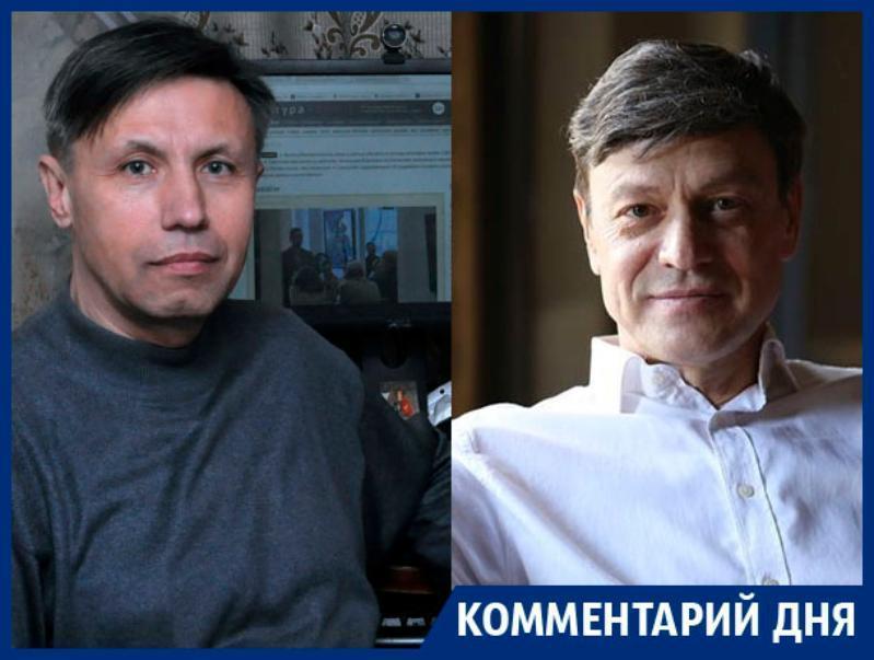 Бычков не пустил СМИ на «Платоновфест», потому что его надо облизывать