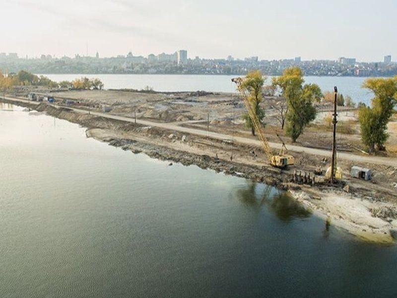 Игровые и спортивные площадки Центра гребли в Воронеже обойдутся в 15 млн рублей
