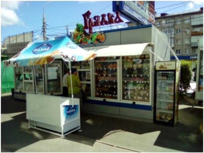Улицы Воронежа потеряют 56 торговых точек и 15 холодильников