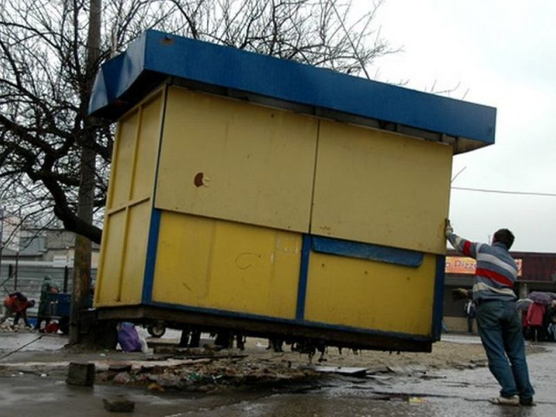 Мэрия Воронежа анонсировала на март снос 28 киосков
