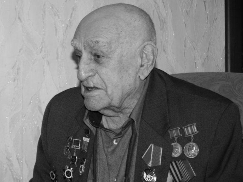 Освободитель Украины от фашистов умер на 102-м году жизни в Воронеже