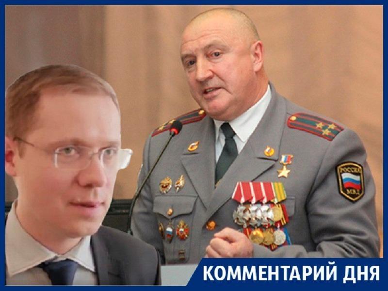 «Серый кардинал» Попов «ушёл» из воронежского правительства Героя России