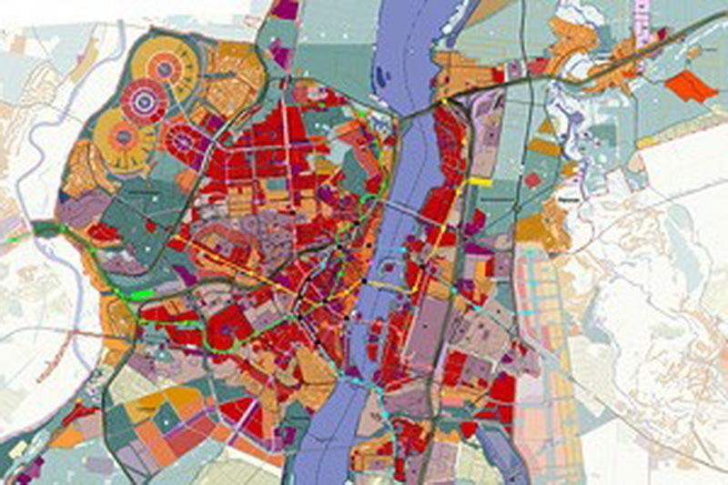 Разработать Генплан Воронежа до 2041 года вызвались 4 иногородние фирмы
