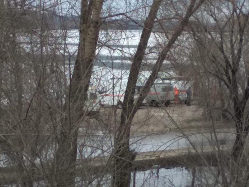 Стала известна причина скопления спецтехники у моста в Воронеже