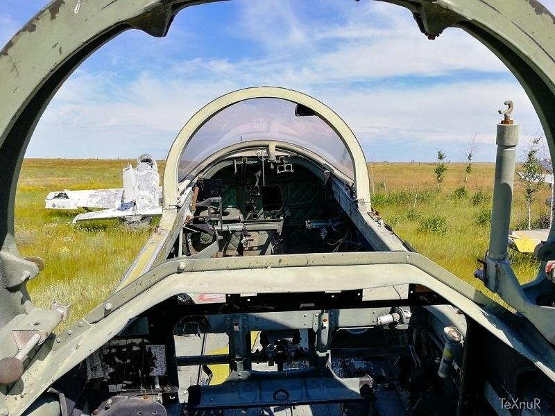 Великолепие могилы военных самолетов показали на фото в Воронеже