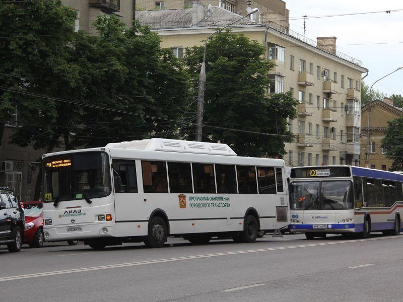Транспортную модель Воронежа разработают рязанцы за 16 млн рублей