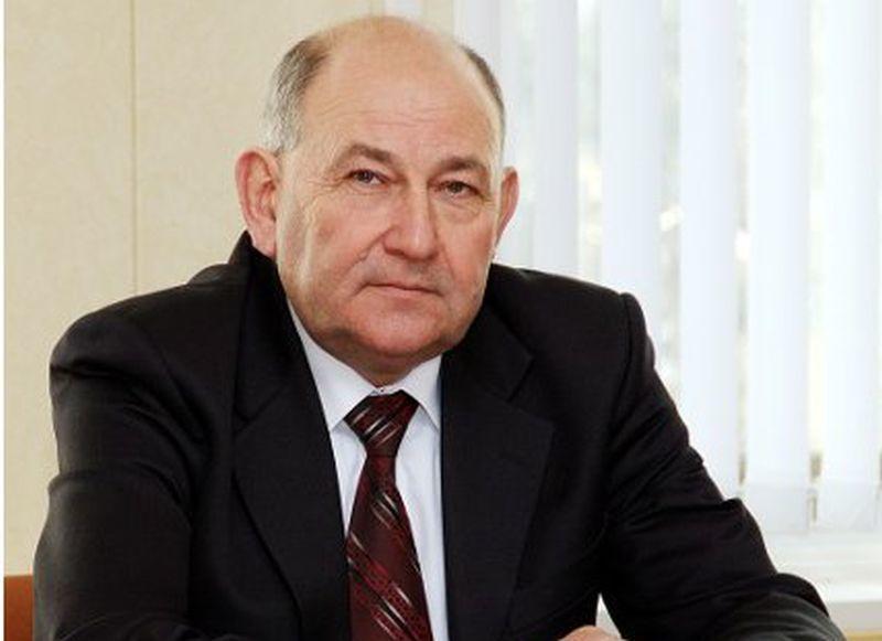 Уходящий глава Лискинского района Воронежской области празднует 70-летие