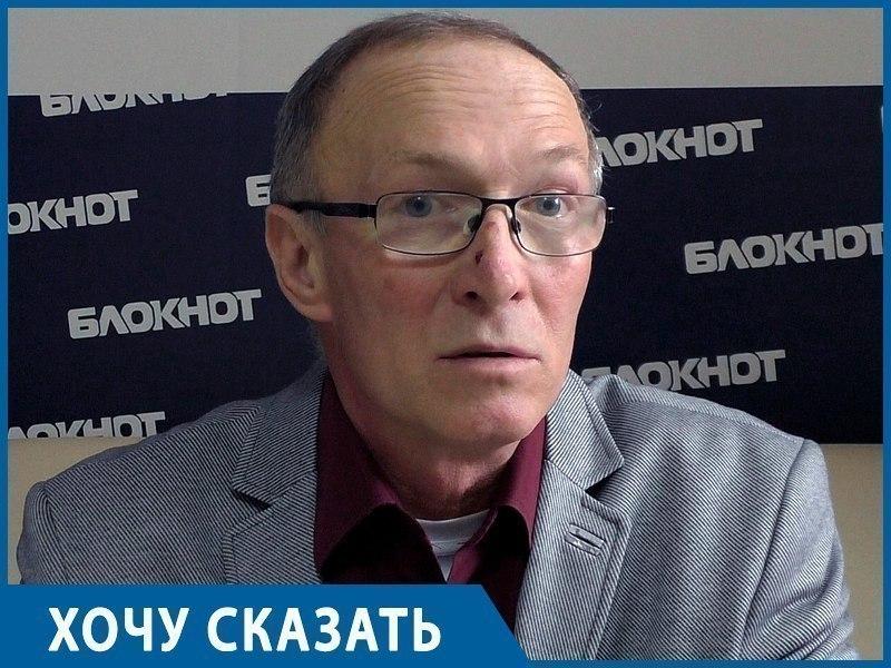 «Мир не без уродов», - Юрий Шамарин ответил на обвинения воронежских зоозащитников
