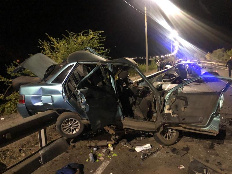 В страшном ДТП на мосту в Воронежской области появился пятый погибший